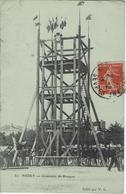 Niort - Pompiers - Concours De Pompes En 1914 - - Niort
