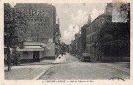 BOURG-LA-REINE Rue Du Chemin De Fer - Bourg La Reine
