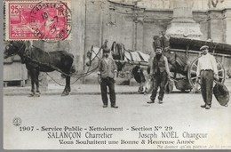 Marseille Service Public Nettoiment Section 29 - Andere