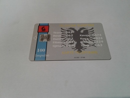 Albania - Nice Chipcard - Albanie