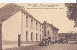 Mont St-Aubert Aux Anciens De La Bascule Café Restaurant Ve J.Vanhée - Tournai