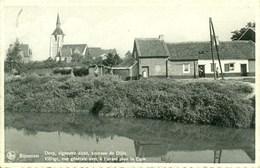 Rijmenam - Dorp, Algemeen Zicht, Vooraan De Dijle - 1942 - Bonheiden