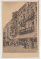 Oostende  Hotel Des Nations Et Charleroi  Rue Longue 7-9  Edit A Montmorency N° 1217 B - Oostende