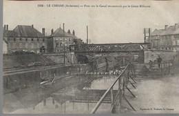 Le Chesne Pont Sur Le Canal - Le Chesne