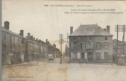 Le Chesne Rue De Vouzier - Le Chesne