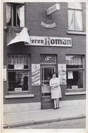 RONSE - RENAIX - Foto Photo (afm. 12cm X 18 Cm) - 1953 - Café Union - Onbekend Persoon - Voetbal?? - Renaix - Ronse
