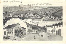 Gruss Aus LEIBSTADT - AG Argovie