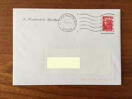 PRET A POSTER TSC Voeux Du Président De La République - Timbre Marianne De Beaujard Oblitéré 2009 - Biglietto Postale
