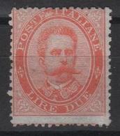 1879 Umberto 2 L. MNH - 1861-78 Victor Emmanuel II.