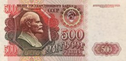 Russia 500 Rubles, P-249 (1992) - UNC - Russland