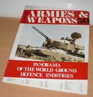 ARMIES & WEAPONS 50, 69 Seiten, Größe Ca. 29 X 21 Cm, Gebrauchter Zustand Siehe Bilder. - Magazines & Papers
