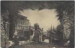 88  Remiremont Parc   Decor Execute Mar Mrs Monoux Mangin Peintres En Decors A  Menil En Xaintois  Par Gironcourt Sur V - Remiremont