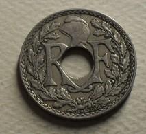 1924 - France - 10 CENTIMES, Lindauer, Cmes Non Souligné, Poissy, KM 866a, Gad 286 - France