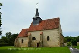 Saint-Hilaire-de-Gondilly (18)- Eglise Saint-Hilaire (Edition à Tirage Limité) - France