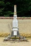 Saint-Hilaire-de-Gondilly (18)- Monument Aux Morts (Edition à Tirage Limité) - France