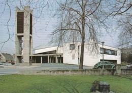Gladbeck Ost - Evangelische Markuskirche , VW Volkswagen Kafer - Gladbeck