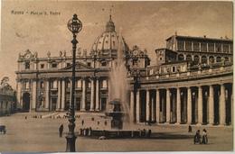 137 Roma - Piazza S. Pietro - San Pietro