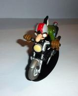 "Figurine Joe Bar ""Al Laspi Moto Guzzi 750 S"" N°33 - Figurines"