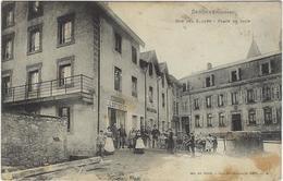 88  Senones Rue Des Ecoles  Place De Salm - Senones