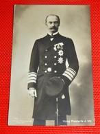DENMARK - Kong  Frederik Den VIII   -  Roi Frédéric  VIII Du Danemark - Koninklijke Families