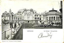 CPA - Belgique - Oostende - Ostende - Le Kursaal - Oostende