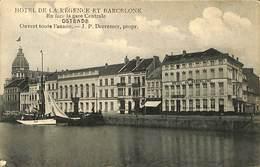 CPA - Belgique - Oostende - Ostende - Hôtel De La Régence - Oostende