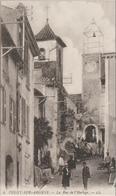 Var :  PUGET   Sur  ARGENS : La  Rue De  L '   Horloge - Other Municipalities