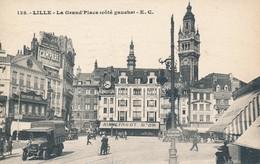 Lille EC 138 La Grand Place Coté Gauche TBE - Lille