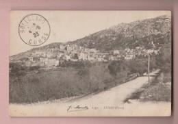 CPA 20 2B Lumio Exp 04.06.1923 Sollacaro - Francia