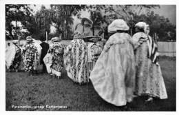 SURINAM Suriname - PARAMARIBO Grope Kottomissies ( Mission ) CPSM Format CPA - Zuid Amerika South América Sudamerica - Surinam
