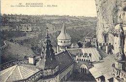 ROCAMADOUR - Les Combles Du Sanctuaire - Rocamadour