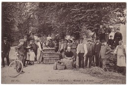 NOGENT-LE-ROI  - Marché à La Volaille - Nogent Le Roi