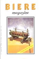 Bière Magazine-1987-Jumet,Brasserie-de L'Union-Charbon,Verre,Marche De La Madeleine-Le Cheval De Trait-Sommaire - Tourismus Und Gegenden