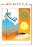 [MD4113] CPM - MOSTRA UNIVERSO 2000 - BOLOGNA - CAPE ROBERTS PROJECT - CON ANNULLO 26.3.2000 - PERFETTA - NV - Manifestaciones