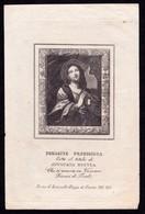 Incisione, Santino: MARIA SS. AVVOCATA NOSTRA - RB - Vicovaro (Tivoli) - XIX Sec. - RI INC002 - Religión & Esoterismo