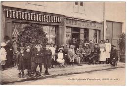 ESSEY - Café-Epicerie Terminus - Francia