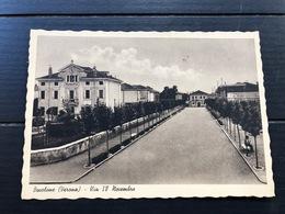 BOVOLONE (VERONA) VIA IV NOVEMBRE - Verona