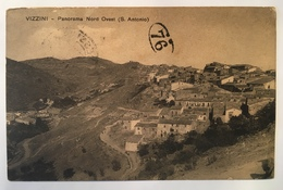 143 Vizzini - Panorama Nord Ovest - Catania