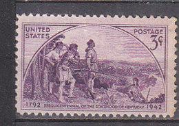 H1104 - ETATS UNIS UNITED STATES Yv N°456 ** KENTUCKY - Nuovi