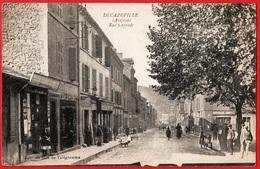 DECAZEVILLE - Rue Cayrade - Decazeville