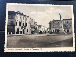 BOVOLONE (VERONA) PIAZZA V. EMANUELE III - Verona