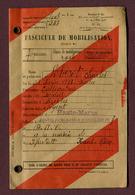 FASCICULE DE MOBILISATION  1903 (de BIESLES à PFASTATT) - Documents