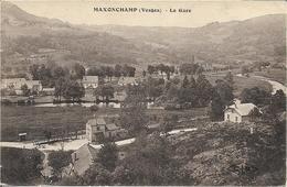 88 - Vosges - Maxonchamp - La Gare - Altri Comuni