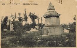 COMINES -WARNETON-DESTRUCTION DU CIMETERE-GUERRE 1914/1918 - Comines-Warneton - Komen-Waasten