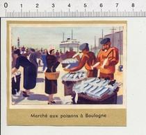 Marché Aux Poissons à Boulogne (sur-mer) Coiffe Boulonnaise IM87/2 - Unclassified