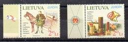 Lituania Serie Completa Nº Yvert 844/45 ** Valor Catálogo 4.0€ - Lituania
