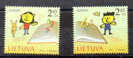 Lituania Serie Completa Nº Yvert 899/00 ** Valor Catálogo 4.0€ - Lituania