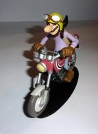 """Figurine Joe Bar """"Sam Lascoud Sur Sa Yamaha 360 Rt"""" N°56 - Figurines"""