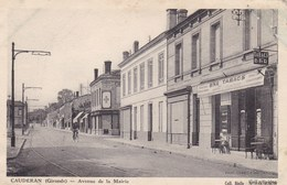 CAUDERAN - Avenue De La Mairie - France