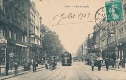 Lille Ssediteur Rue Nationale Beau Plan TBE - Lille